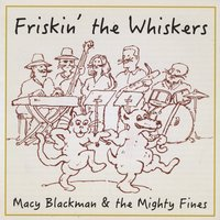 Friskin' the Whiskers CD Cover